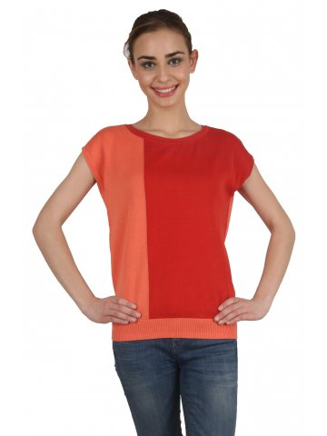 Levis Orange & Red Top at cilory