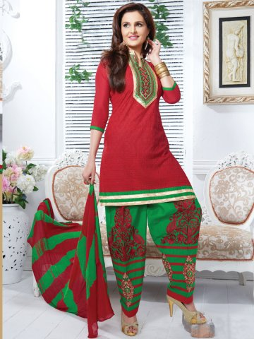https://static9.cilory.com/129835-thickbox_default/sehzadi-red-green-semi-stitched-patiala-suit.jpg