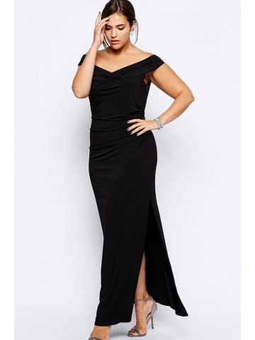 https://static7.cilory.com/137558-thickbox_default/drop-shoulder-plus-size-black-dress.jpg