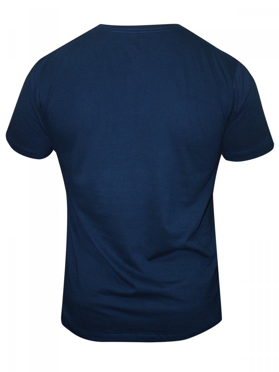 Buy t shirts online marvel comics deep blue round neck t for Buy t shirts online