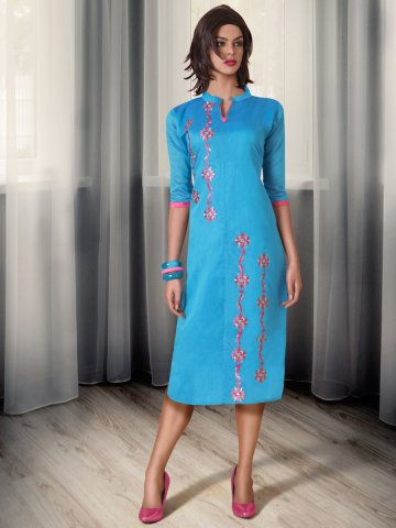 https://static3.cilory.com/184769-thickbox_default/aura-blue-chanderi-casual-kurti.jpg