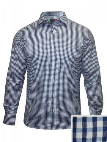 https://static.cilory.com/195191-thickbox_default/peter-england-blue-checks-shirt.jpg