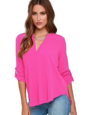 https://static1.cilory.com/207302-thickbox_default/rosy-v-neck-loose-fitting-blouse.jpg