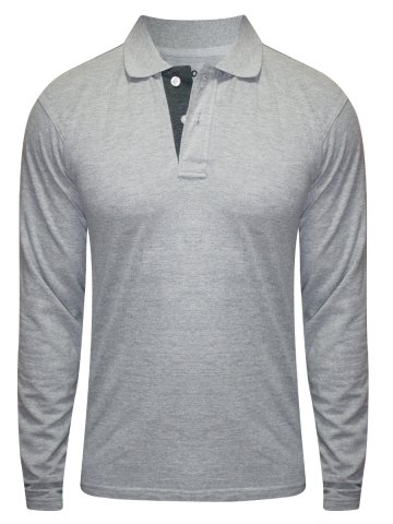 https://static1.cilory.com/208086-thickbox_default/no-logo-grey-mellange-full-sleeves-pique-polo-tee.jpg