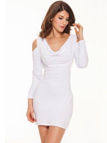https://static.cilory.com/210261-thickbox_default/gorgeous-white-v-neck-mini-dress.jpg