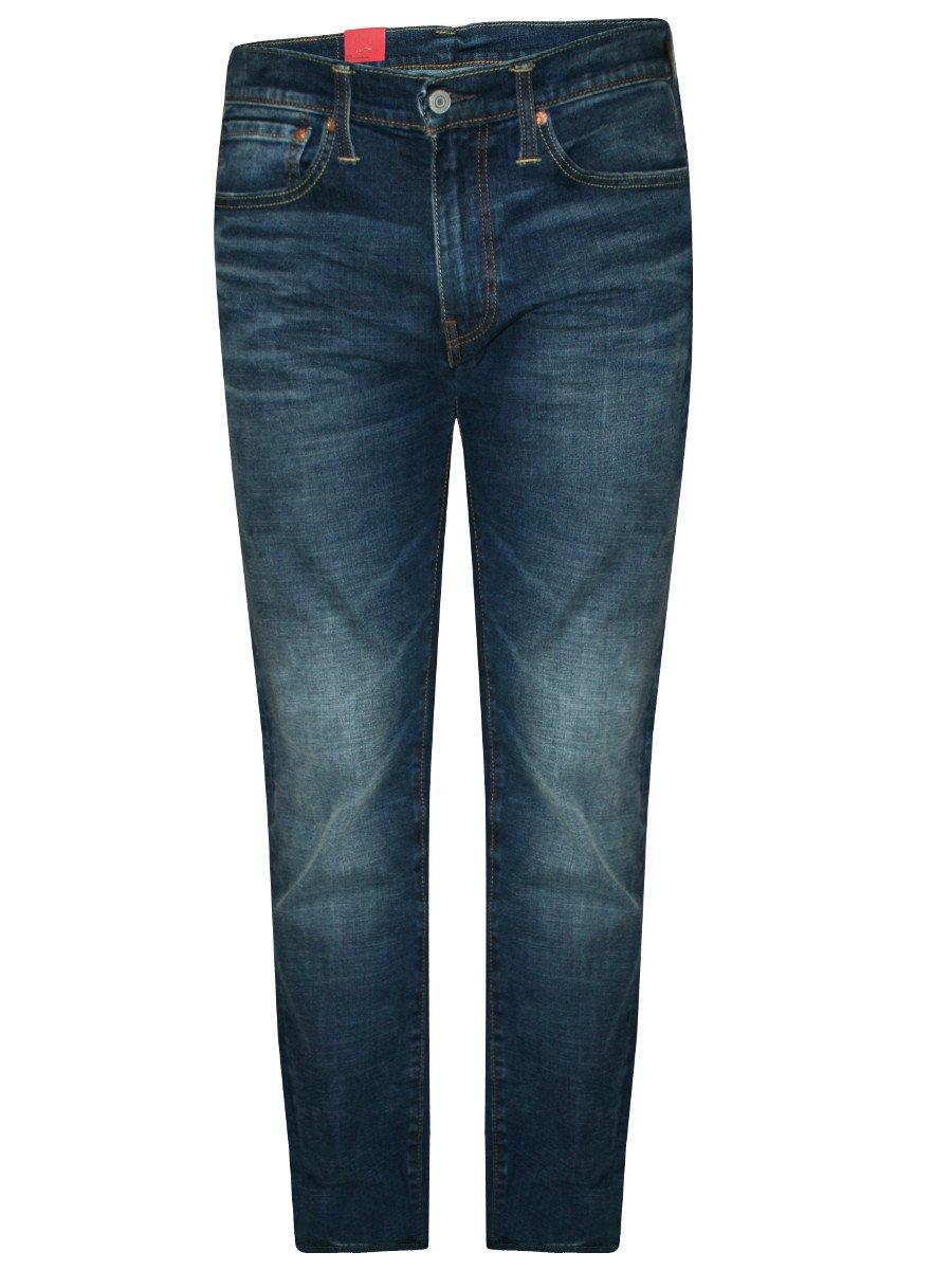 levis 511 blue slim stretch jeans 18298 0214. Black Bedroom Furniture Sets. Home Design Ideas