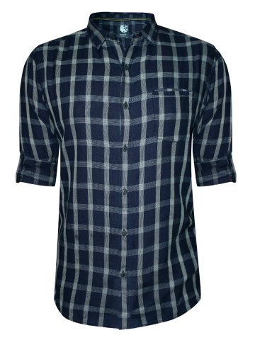 https://static7.cilory.com/213325-thickbox_default/spykar-navy-casual-checks-shirt.jpg