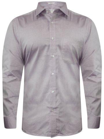 Arrow Light Purple Formal Shirt