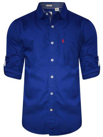 Blue Shirts