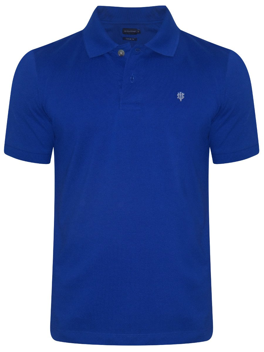 Buy T Shirts Online Uni Style Images Ink Blue Polo T