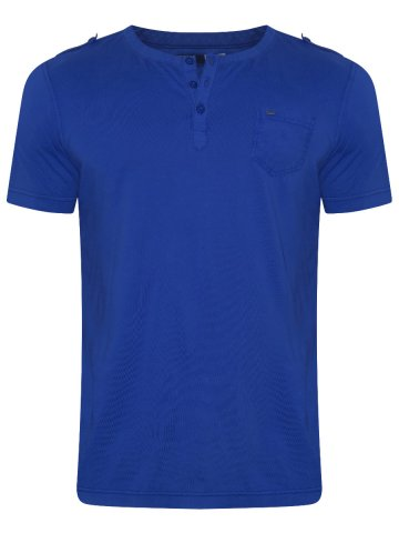 https://static6.cilory.com/249177-thickbox_default/spykar-royal-blue-henley-t-shirt.jpg