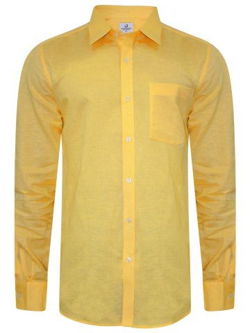 https://static1.cilory.com/274740-thickbox_default/londonbridge-yellow-formal-linen-shirt.jpg