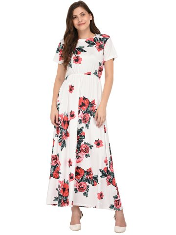 f9b085faf89 ... Short Sleeve White Floral Maxi Dress.  https   static.cilory.com 283772-thickbox default pocket-