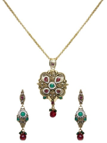 https://static9.cilory.com/313623-thickbox_default/elegant-polki-work-necklace-set-carved-with-stone-and-beads.jpg