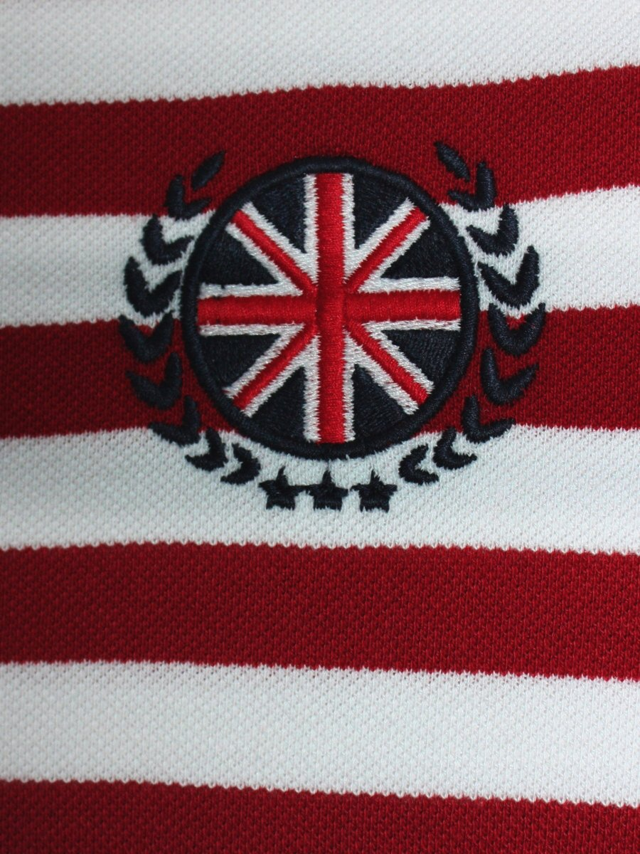 Buy t shirts online peter england red white polo t shirt view full size biocorpaavc