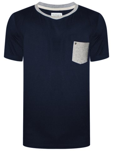 Uni Style Image Navy T-Shirt at cilory