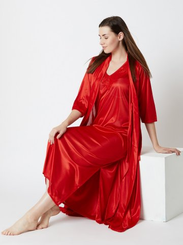 ... Long Nighty With Full Robe.  https   static3.cilory.com 363753-thickbox default estonished- d6d6e7ccb