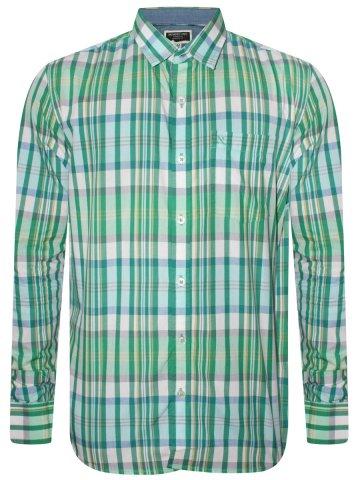 https://d38jde2cfwaolo.cloudfront.net/378786-thickbox_default/numero-uno-green-checks-shirt.jpg
