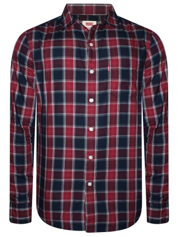 https://static8.cilory.com/379137-thickbox_default/levis-pure-cotton-red-navy-shirt.jpg