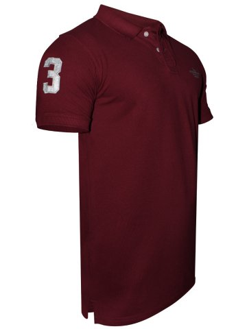 a108b821592  Peter England Maroon Number Polo Tee.  https   static4.cilory.com 379179-thickbox default peter-