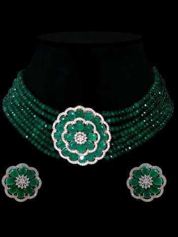 https://static6.cilory.com/398261-thickbox_default/green-american-diamond-beaded-choker-set.jpg