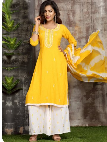 https://static9.cilory.com/398380-thickbox_default/yellow-kurti-with-bottom-dupatta.jpg