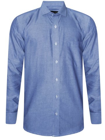 Alpha Male Sky Blue formal Shirt at cilory
