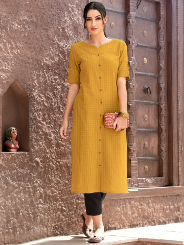 https://static8.cilory.com/407786-thickbox_default/100-miles-mustard-stripes-cotton-kurta.jpg