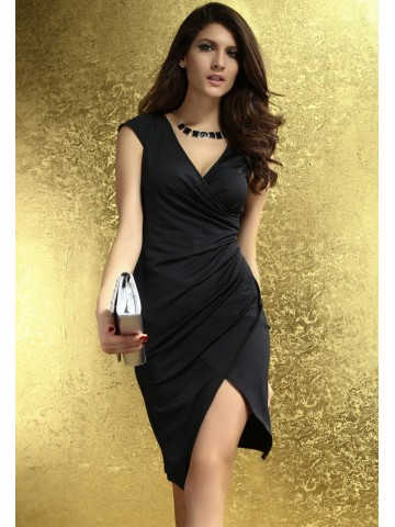 https://static5.cilory.com/45243-thickbox_default/black-ruched-wrap-midi-dress.jpg