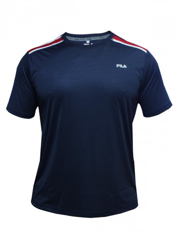 Fila Round Neck Men T-Shirt at cilory