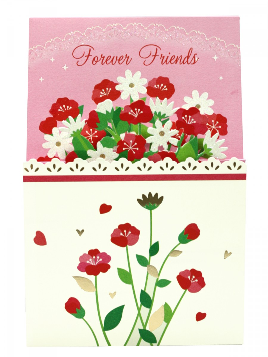 Archies Greeting Card For Friendship Ag J C107 Cilory