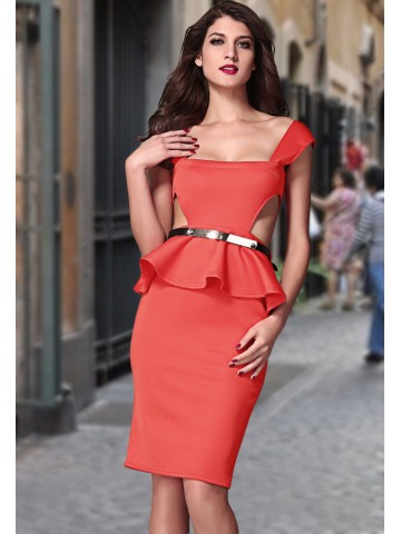 https://static8.cilory.com/71507-thickbox_default/cut-out-side-belted-peplum-dress-red.jpg