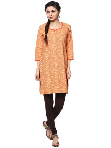 https://static4.cilory.com/96762-thickbox_default/jaipur-kurti-s-pure-cotton-orange-kurti.jpg